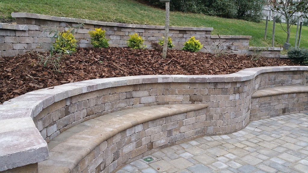 Ammons Mixed Wall System