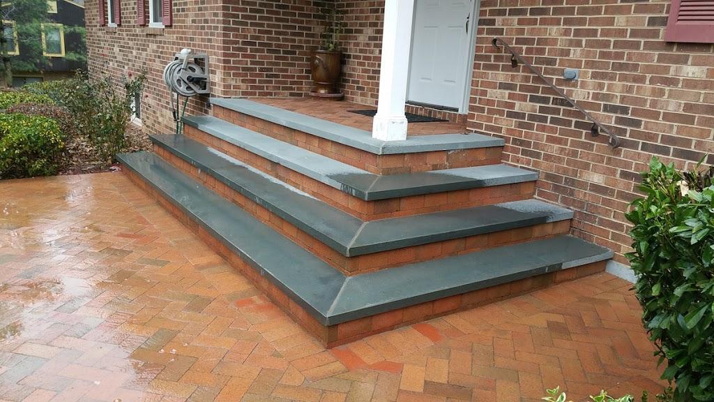 Bluestone Thermal Step Treads